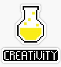 Creativity potion Sticker
