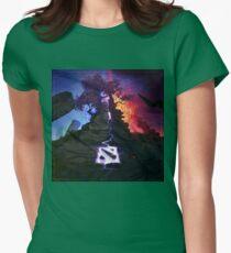 dota - dota2 - dota 2 Womens Fitted T-Shirt