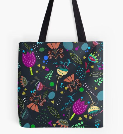 nightgarden Tote Bag