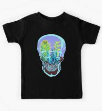 Skull Terrarium Kids Tee