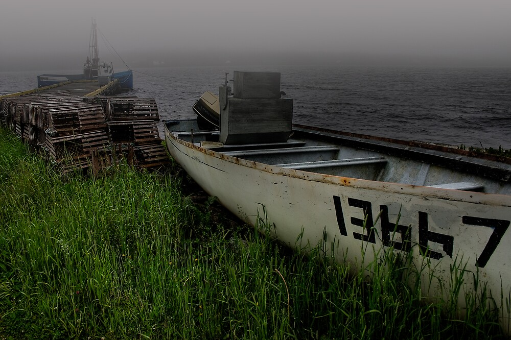 A Fishery to Remember... by Kevin  Kroeker