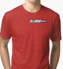 G.I. Joke - T-shirt Tri-blend T-Shirt