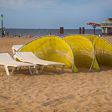 Beach - Scheveningen - The Hague by Photograph2u