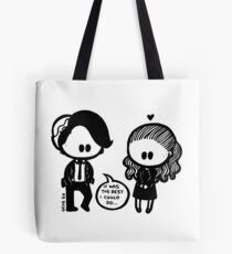 Bughead Betty Approves Jughead in a Suit Tote Bag