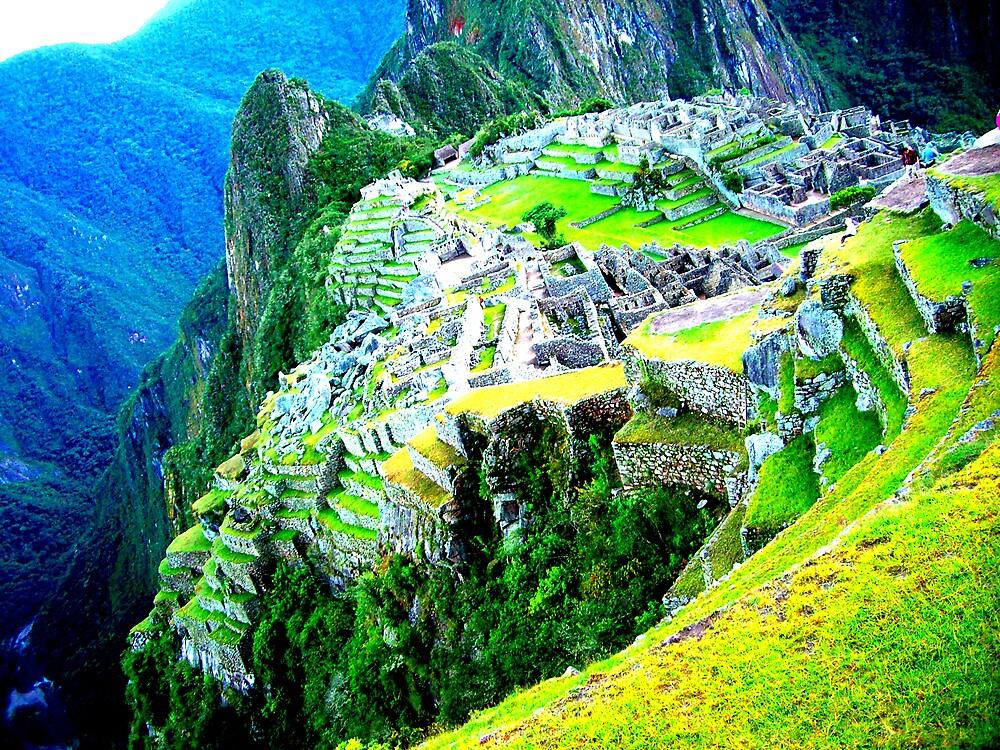 Machu Picchu by Glenn Browning