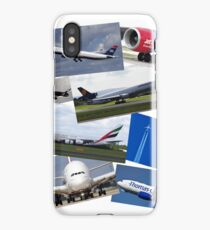Aircraft Compilation iPhone Case