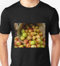 Basket Of Apples Unisex T-Shirt