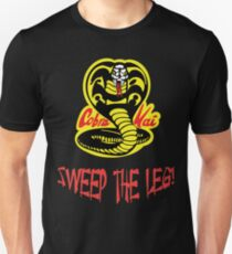 Cobra Kai - Sweep The Leg (Karate Kid) Unisex T-Shirt