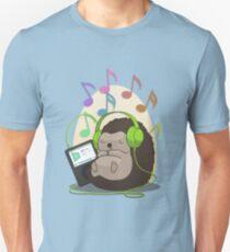 iPod Hedgehog Unisex T-Shirt
