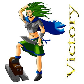 Warrior Women Victory by Shadowrun312