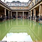 The Roman Bath by Yannik Hay