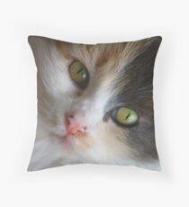 Mamma Throw Pillow