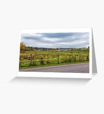 Dundee Countryside Greeting Card