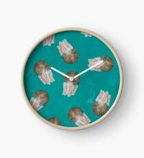 Jelly fish Clock