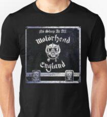 Classic Metal- No Sleep At All Unisex T-Shirt