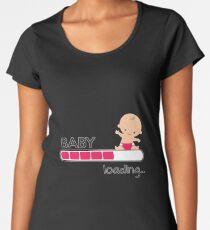 Baby loading... Women's Premium T-Shirt