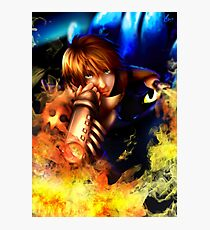 The soul of a dragon - HTTYD2 fanart Photographic Print
