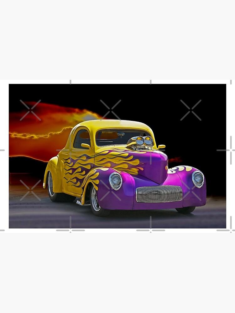 1941 Wild Willys Coupe von DaveKoontz