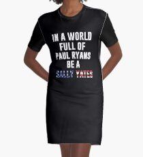 Sei ein Sally Yates T-Shirt Kleid