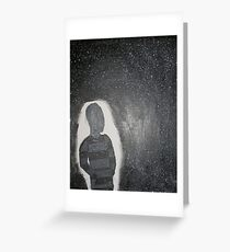sleepless nights Greeting Card