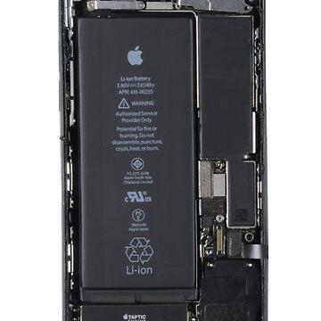 iPhone 7 Teardown guts by Billyflynn