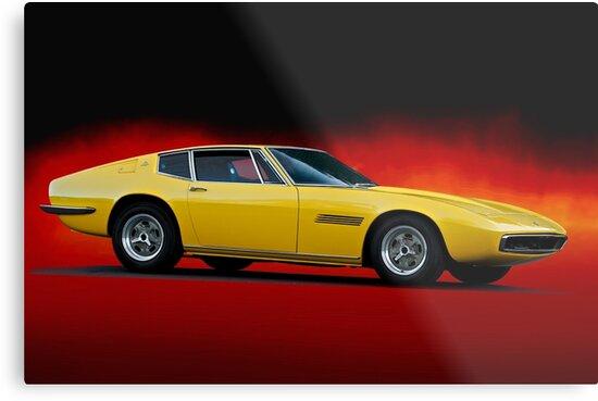 1967 Maserati Ghilbi by DaveKoontz