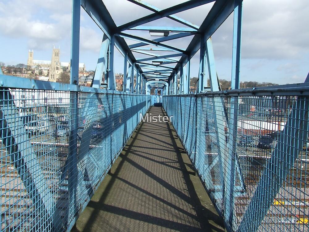 Bridge Shadows by Matt Roberts