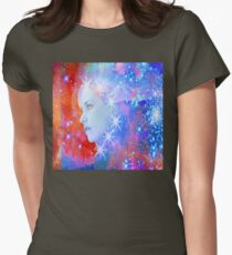 Star Breakout Womens Fitted T-Shirt