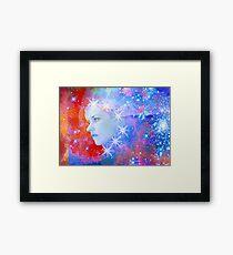 Star Breakout Framed Print