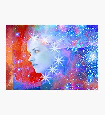 Star Breakout Photographic Print
