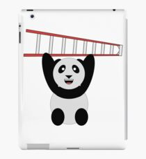 WWF Panda Vintage Ladder  iPad Case/Skin