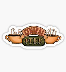 friends; central perk Sticker