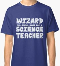 Science Teacher Design Classic T-Shirt