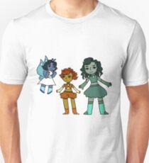 Chibi gem OC's Unisex T-Shirt