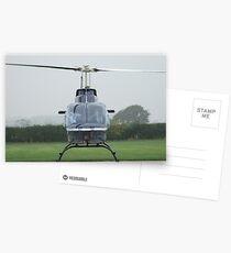 Helecopter  Postcards