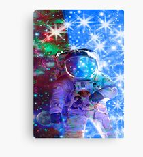 Astronaut dimensions Canvas Print