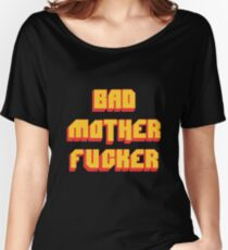 Pulp Fiction Bad MoFo Women's Relaxed Fit T-Shirt