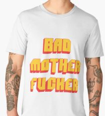 Pulp Fiction Bad MoFo Men's Premium T-Shirt