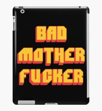 Pulp Fiction Bad MoFo iPad Case/Skin