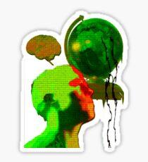 cranium dan Sticker