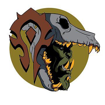 Durotan from Warcraft (Original Design) by Waleart