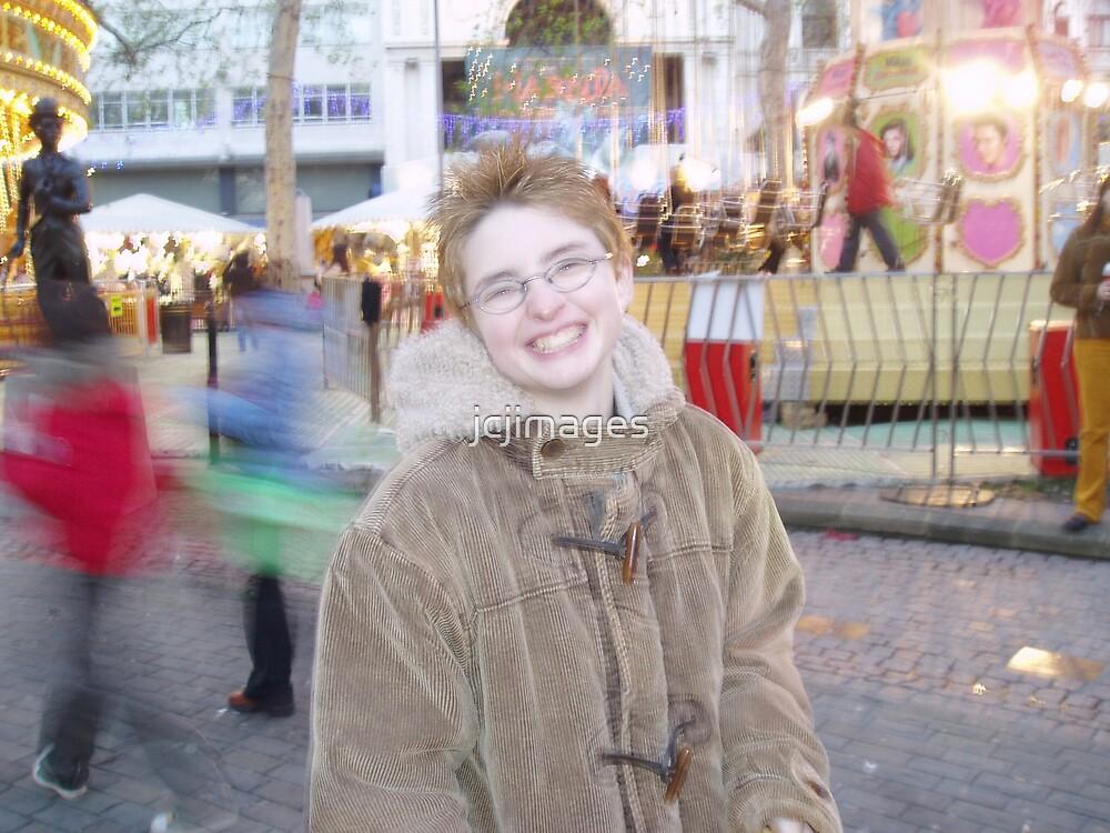 Happy Girl by jcjimages