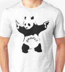 Panda Banana Unisex T-Shirt