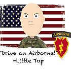 Drive on Airborne- 25th by Josh King