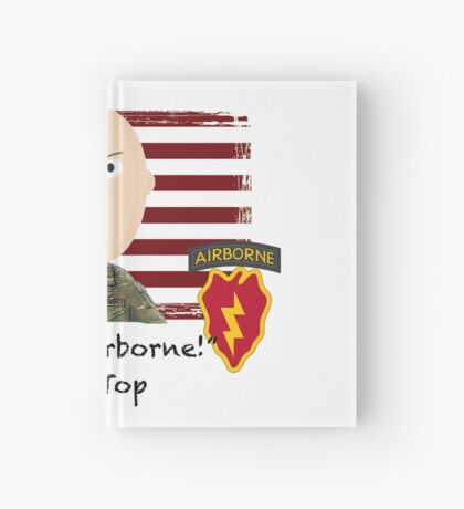 Drive on Airborne- 25th Hardcover Journal