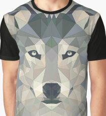 T-shirt Wolf Graphic T-Shirt