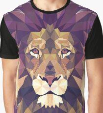 T-shirt Lion Graphic T-Shirt