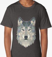 T-shirt Wolf Long T-Shirt