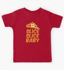 Pizza Slice Slice Baby Kids Tee