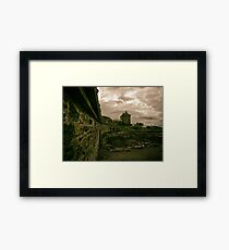 Eilean Donan Castle, Kyle of Lochalsh, Scotland Framed Print